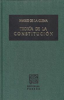 TEORIA DE LA CONSTITUCION / 2 ED. / PD.