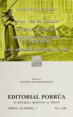 # 249. OTRA VEZ EL DIABLO / NUESTRA NATACHA