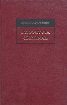 PSICOLOGIA CRIMINAL / 12 ED. / PD.