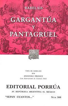 # 360. GARGANTUA Y PANTAGRUEL