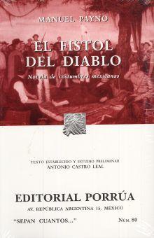 # 80. EL FISTOL DEL DIABLO