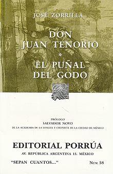 # 58. DON JUAN TENORIO / EL PUÑAL DEL GODO