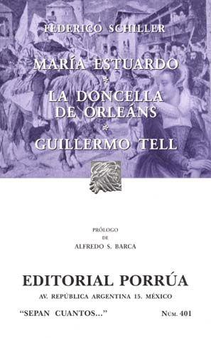 # 401. MARIA ESTUARDO / LA DONCELLA DE ORLEANS