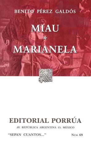 # 69. MIAU / MARIANELA