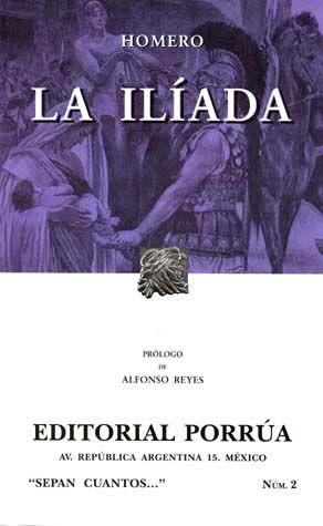 # 2. LA ILIADA