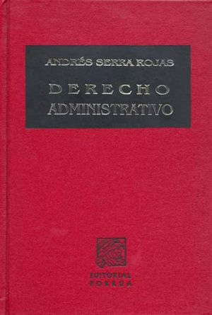 DERECHO ADMINISTRATIVO PRIMER CURSO / PD.