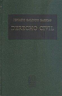 DERECHO CIVIL PRIMER CURSO / 27 ED. / PD.
