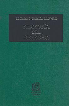 FILOSOFIA DEL DERECHO / 17 ED. / PD.