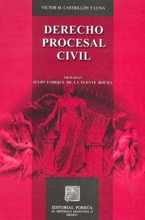 DERECHO PROCESAL CIVIL / 2 ED.