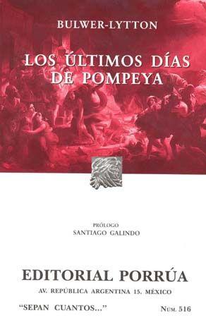 # 516. LOS ULTIMOS DIAS DE POMPEYA