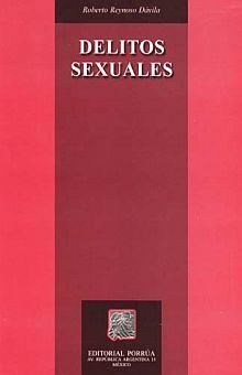 DELITOS SEXUALES / 4 ED.
