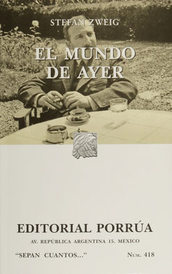 # 418. EL MUNDO DE AYER