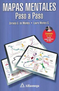 MAPAS MENTALES PASO A PASO (INCLUYE CD)