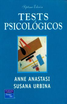 TESTS PSICOLOGICOS / 7 ED.