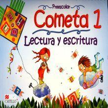 COMETA 1 LECTURA Y ESCRITURA. PREESCOLAR