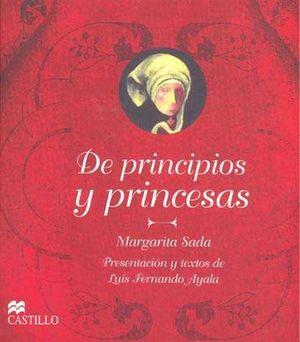 DE PRINCIPES Y PRINCESAS