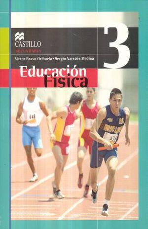 EDUCACION FISICA 3 SECUNDARIA