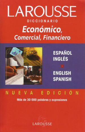 DICCIONARIO ECONOMICO COMERCIAL FINANCIERO