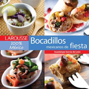 LAROUSSE BOCADILLOS MEXICANOS DE FIESTA / PD.