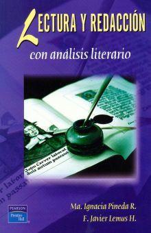 LECTURA Y REDACCION CON ANALISIS LITERARIO. BACHILLERATO
