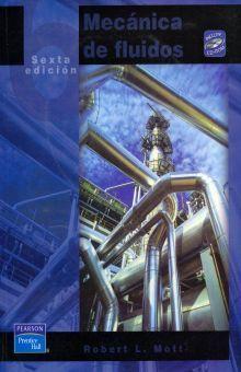 MECANICA DE FLUIDOS / 6 ED. (INCLUYE CD)