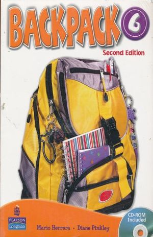 PAQ. BACKPACK 6 / 2 ED. (STUDENT BOOK + CONTENT READER + CD)