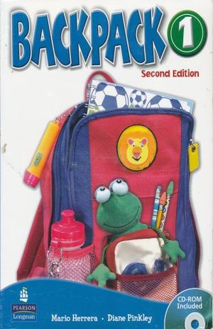 PAQ. BACKPACK 1 / 2 ED. (STUDENT BOOK + CONTENT READER + CD)