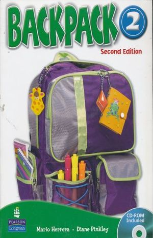 PAQ. BACKPACK 2 / 2 ED. (STUDENT BOOK + CONTENT READER + CD)