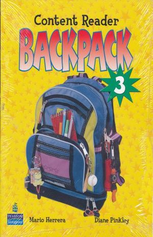 PAQ. BACKPACK 3 / 2 ED. (STUDENT BOOK + CONTENT READER + CD)