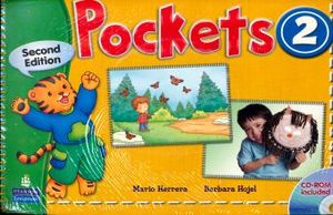 PAQ. POCKETS 2 STUDENT BOOK + READING AND WRITING / 2 ED. (INCLUYE CD)