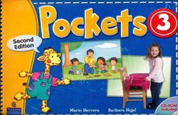 PACK POCKETS 3 STUDENT BOOK + READING AND WRITING / 2 ED. (INCLUYE CD)
