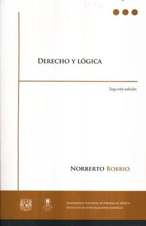 DERECHO Y LOGICA / 2 ED.