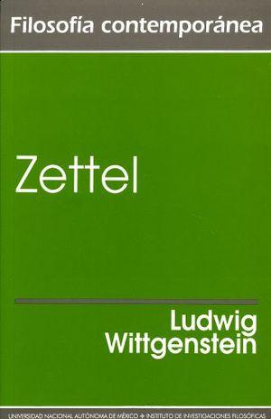 ZETTEL / 3 ED.