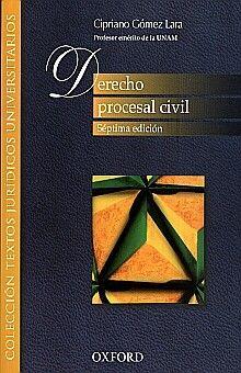 DERECHO PROCESAL CIVIL / 7 ED.