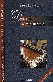 DERECHO ADMINISTRATIVO (INCLUYE CD)