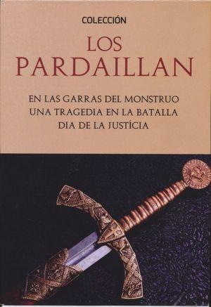 Col. Los Pardaillan (3 vols.)