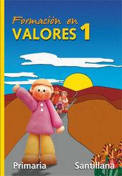 FORMACION EN VALORES 1 PRIMARIA