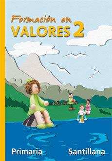 FORMACION EN VALORES 2 PRIMARIA