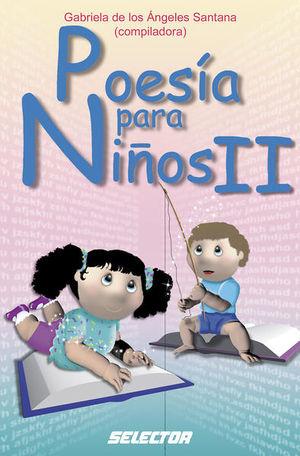 POESIA PARA NIÑOS II