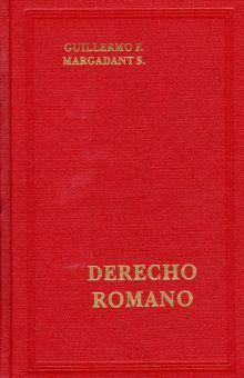 DERECHO ROMANO / 26 ED. / PD.