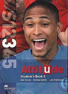 ATTITUDE 3 STUDENTS BOOK AND WORKBOOK (INCLUYE CD)