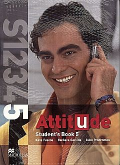 ATTITUDE 5 STUDENTS BOOK AND WORKBOOK (INCLUYE CD)