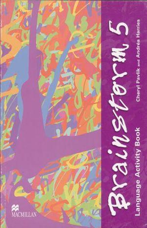 BRAINSTORM 5 LANGUAGE ACTIVITY BOOK
