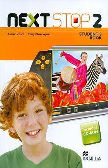 NEXT STOP 2 STUDENTS BOOK (INCLUYE CD)