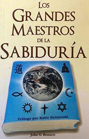 GRANDES MAESTROS DE LA SABIDURIA, LOS