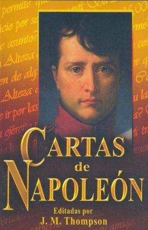 CARTAS DE NAPOLEON
