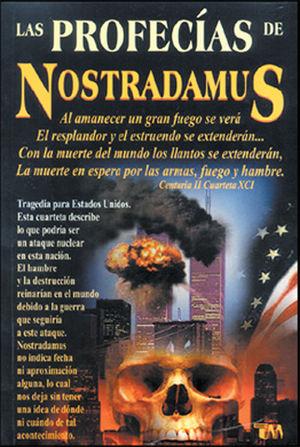 PROFECIAS DE NOSTRADAMUS, LAS / 5 ED.