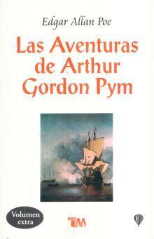 AVENTURAS DE ARTHUR GORDON PYM, LAS / 2 ED.