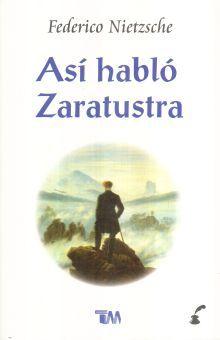 ASI HABLO ZARATUSTRA / 6 ED.