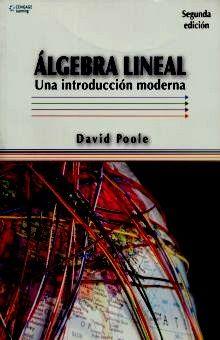 ALGEBRA LINEAL. UNA INTRODUCCION MODERNA / 2 ED.